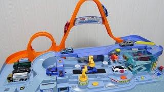 トミカ たのしい自動車工場 Tomica thumbnail