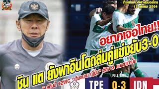 เที่ยงทันข่าวกีฬาบอลไทย พร้อมเจอไทย!!ชิน แต ยัง เยือนถิ่นช้างอารีน่าบุรีรัมย์ ถล่มคู่แข่งยับ 3-0