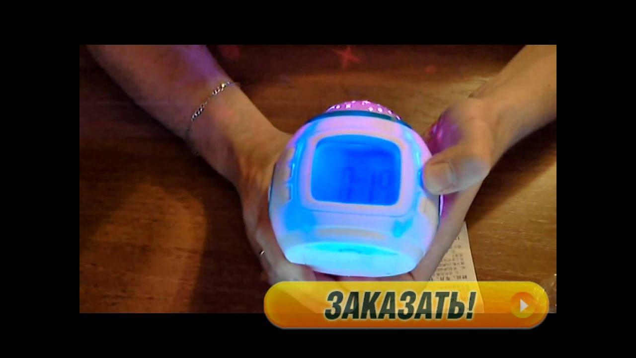 Новинка SmartClock© Обучающие часы - Ночник