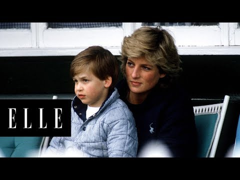 Once Princess Diana Invited Supermodels Over to the House to