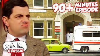 Mr Bean's VIP parking | Mr Bean Full Episodes | Classic Mr Bean