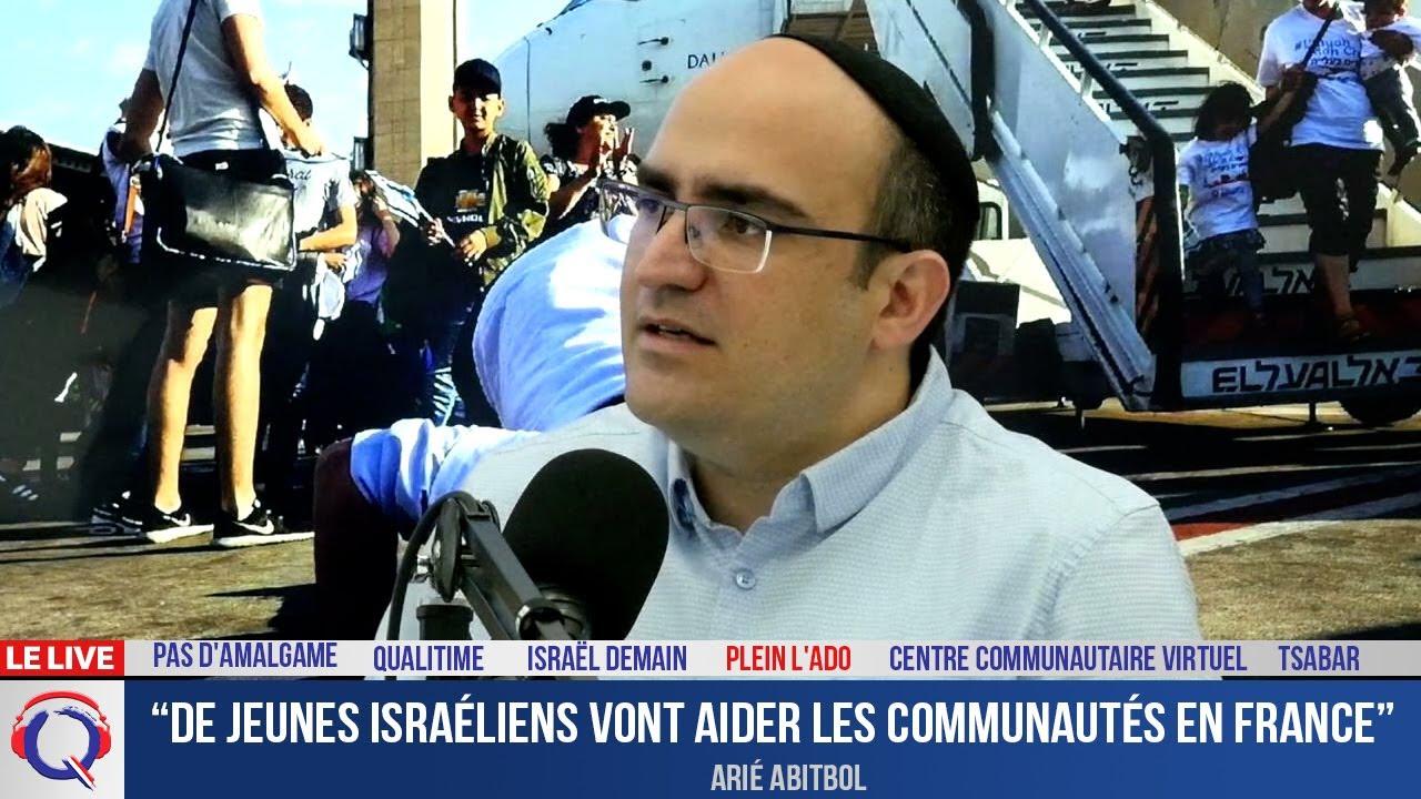 """""""De jeunes Israéliens vont aider les communautés en France"""" - Plein l'Ado#144"""