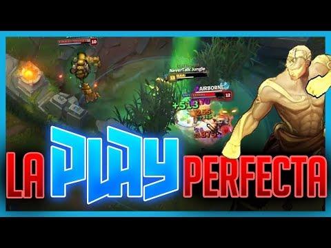LA PLAY (CASI) PERFECTA!! LA IDEA ERA BUENÍSIMA!! | Master SOLOQ | Partida Completa y Didáctica
