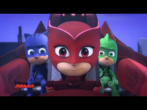 PJ Masks Super Pigiamini - Sigla Originale - Music Video