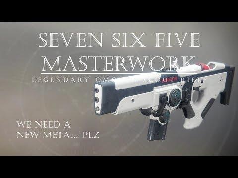 seven-six-five destiny 2
