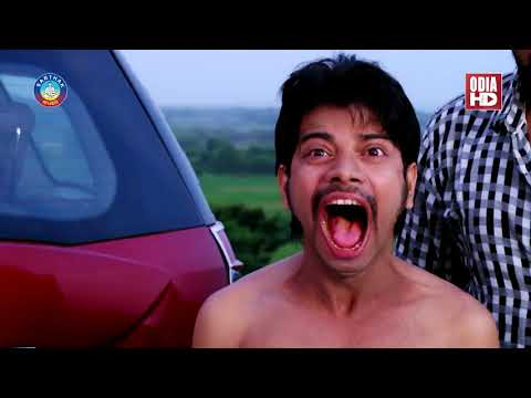 New Odia Film - Best Comedy Scene - BAJRANGI | Amlan, Anubha & Pragyan | ODIA HD