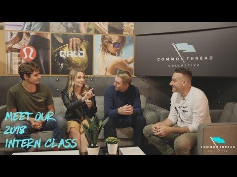 Meet Luke, Luke, and Ally: CTC's Summer 2018 Interns