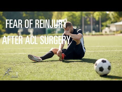 Fear of reinjury after ACL surgery