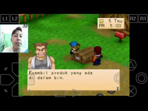 Ebook Harvest Moon Back To Nature Indonesia