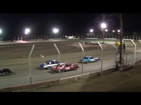 Barona Speedway Pure Stock Heat #2   10-20-2018