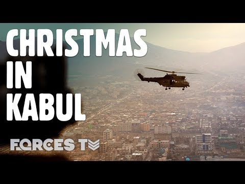 What The Forces Are Doing In Afghanistan This Christmas | Forces TV
