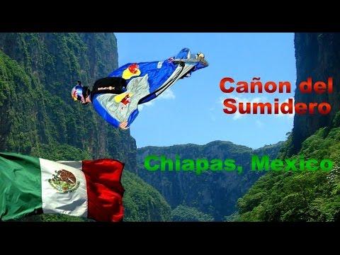 El Impresionante Cañon del Sumidero: Chiapas, Mexico