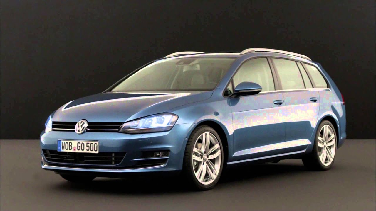 novo volkswagen golf variant 2015 youtube. Black Bedroom Furniture Sets. Home Design Ideas