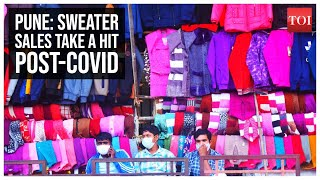 Pune: Sweater and jacket sales take a hit post-COVID