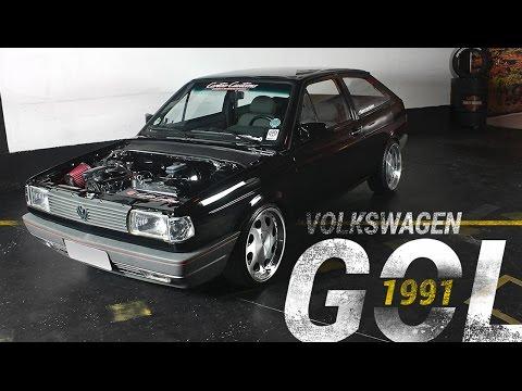 VW Gol 1991 e a paixão do seu dono no SOU FULLPOWER