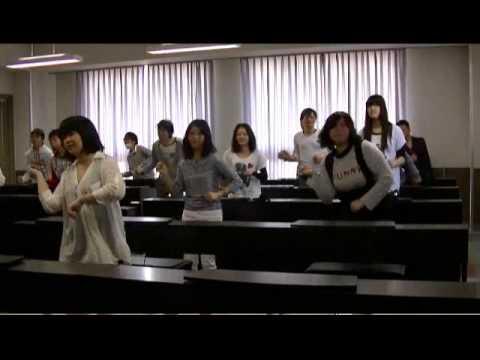 恋するフォーチュンクッキー 四国医療福祉専門学校ver.