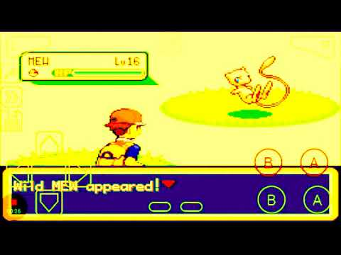 how to catch mew fire red