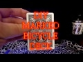 How to MAKE a MARKED BICYCLE DECK!