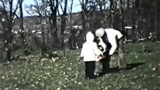 Len Gardening & playing soccer
