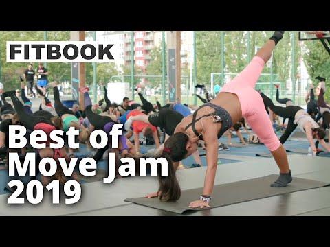 Das war der FITBOOK Move Jam 2019