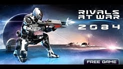 Rivals at War: 2084 #1