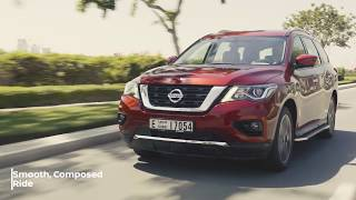 2018 Nissan Pathfinder Overview English Version | Nissan Dubai