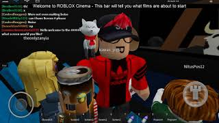 THE WORST ROBLOX THEATRE EVER!