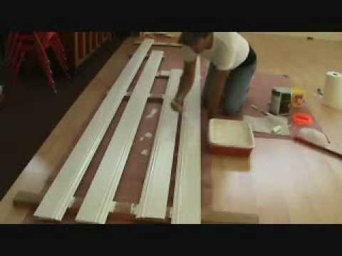 Installing Baseboard Before Or After Painting It Youtube