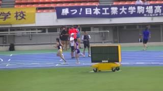 第38回東京都高等学校選抜陸上競技大会 第72回国民体育大会東京都代表選手選考競技会 男子 3000mSC タイムレース1組