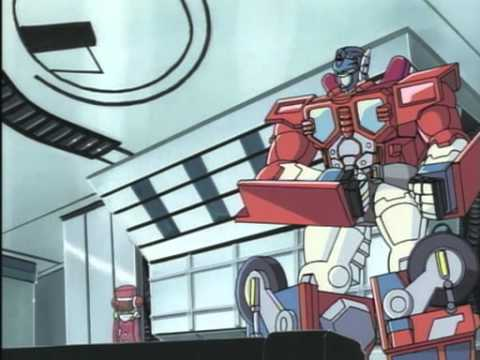 Transformers Robots in Disguise Episode 12: The Ultimate Robot