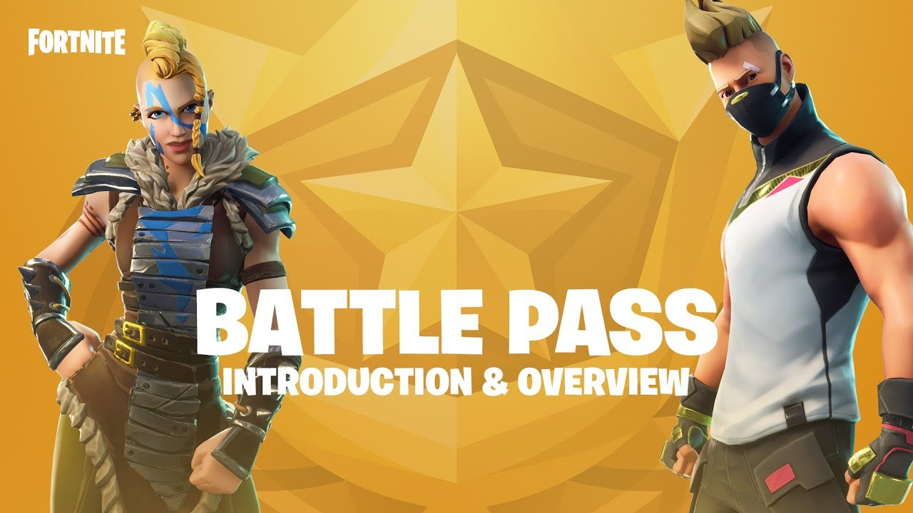 BATTLE PASS | INTRODUCTION & OVERVIEW