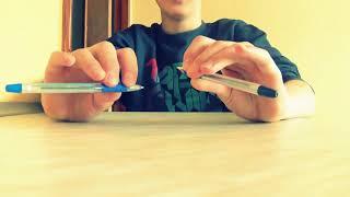 как делать бит бокс ручкой