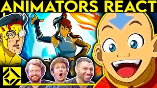 Animators React to Bad & Great Cartoons 3