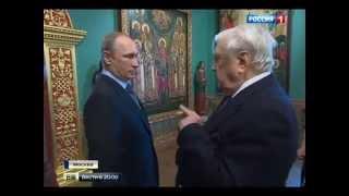 видео В Музее сословий России покажут уникальные экспонаты