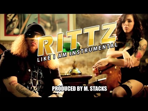 Rittz - Like I Am Instrumental (produced by M. Stacks)