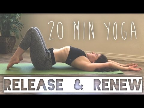 """""""Laid Back"""" Yoga Flow to Release & Renew"""