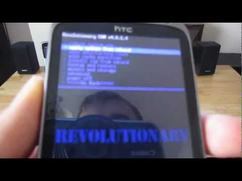 How to S-Off and Root the HTC Desire S, Sensation, Wildfire, Evo, Flyer HD - A step-by-step tutorial