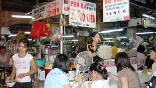 越南的街市