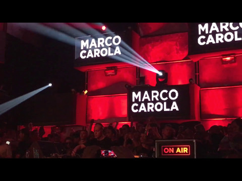 Marco Carola @ Opening Set Music On Festival 06/05/2017 Amsterdam