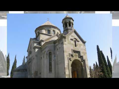 Армянская церковь Св Рипсиме в Ялте,2018 год
