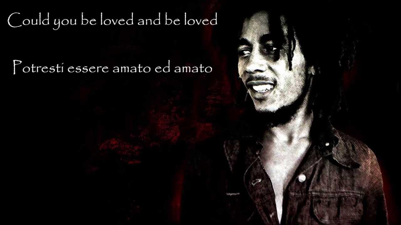Frasi Sul Sorriso Bob Marley.Could You Be Loved Bob Marley Testo E Traduzione Youtube