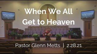 Shiloh Baptist Church - February 21 Service