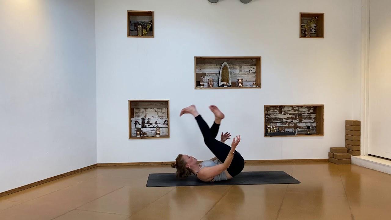 Vinyasa Flow Yoga - YouTube