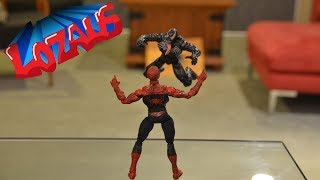 spiderman stop motion action figure series trailer