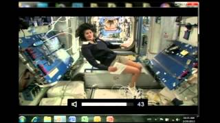 NASA Destination Station: Experiences in Orbit - Astronaut Suni Williams