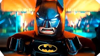Repeat youtube video The LEGO BATMAN Movie - Official TRAILERS (2017)