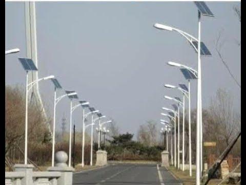 Solar street lights project in 1,550 villages hangs fire