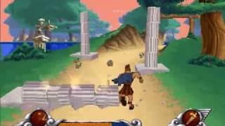 Disney's Hercules Action Game LongPlay (Pc Game)