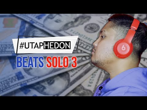 REVIEW BEATS BY DR.DRE SOLO 3 - #UtapHedon