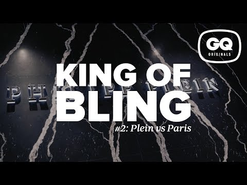 Philipp Plein Vs. Paris  |  KING OF BLING #2  | GQ Originals